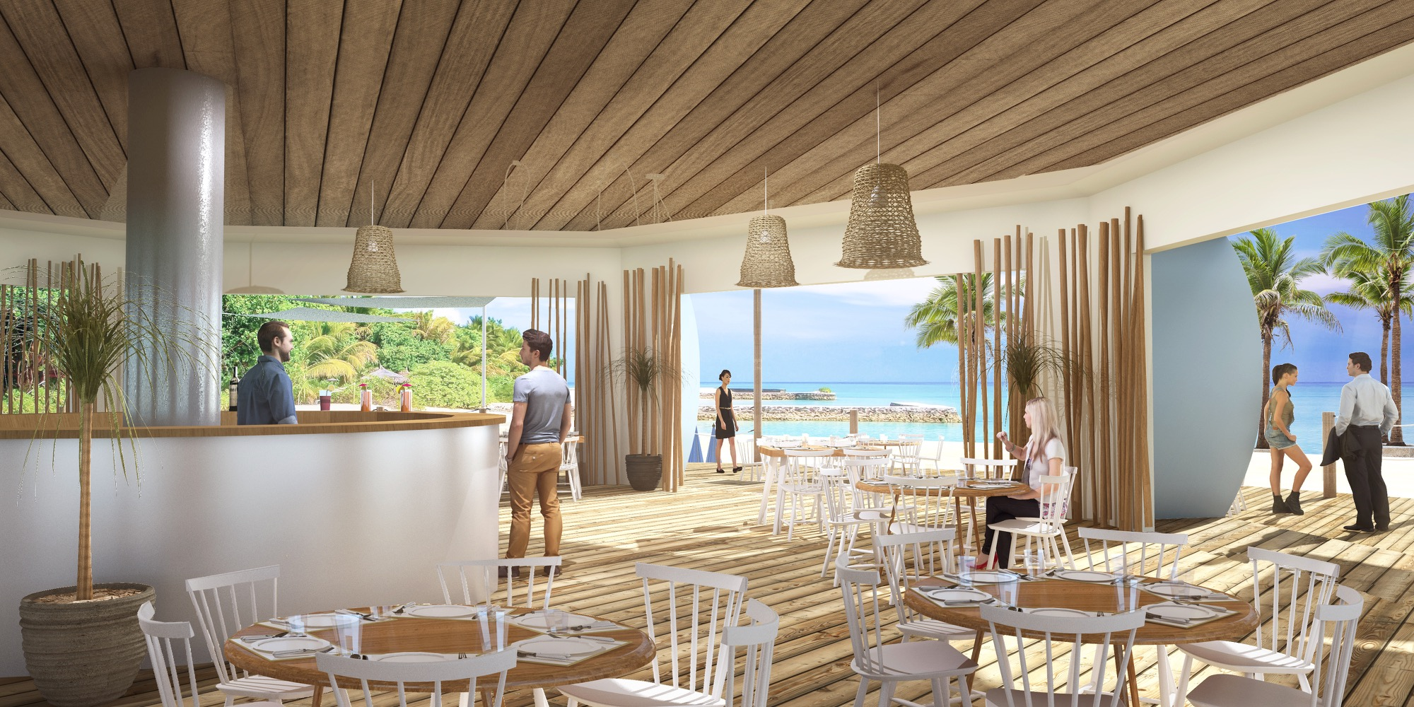 Noé 11_Restaurant interieur